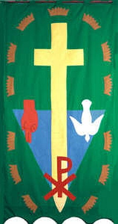 Nicene Creed banner