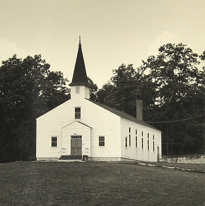The Chapel on the Hill in 1943